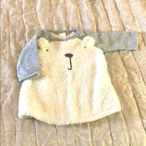 Sherpa bear dress